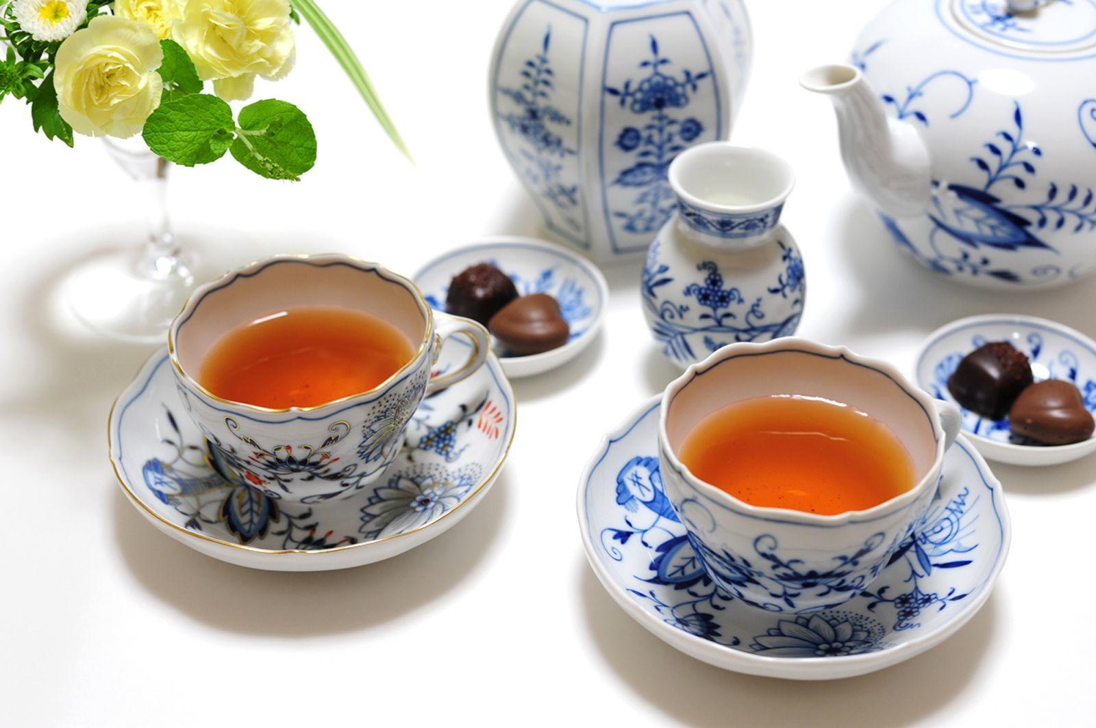 自然栽培にこだわった、無添加・無農薬の紅茶